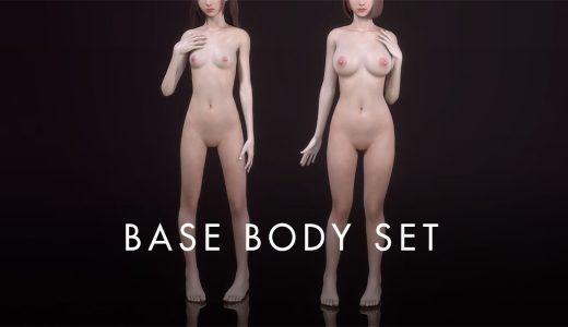 【MaF's Original】基幹ボディMorph「Base Body Set」の詳細