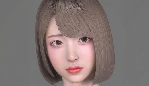 MaF's オリジナル キャラクター#1 : Hana