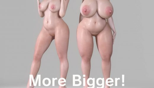 【MaF's Original】お肉盛り盛り 「More Bigger!」